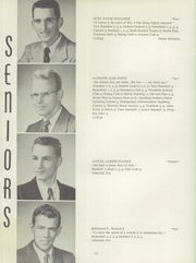 Page 16, 1953 Edition, Mount Desert High School - Skipper Yearbook (Northeast Harbor, ME) online yearbook collection