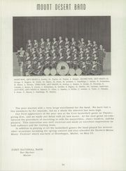 Page 38, 1953 Edition, Mount Desert High School - Skipper Yearbook (Northeast Harbor, ME) online yearbook collection