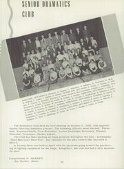 Page 40, 1953 Edition, Mount Desert High School - Skipper Yearbook (Northeast Harbor, ME) online yearbook collection