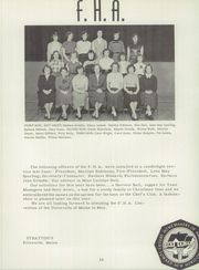 Page 42, 1953 Edition, Mount Desert High School - Skipper Yearbook (Northeast Harbor, ME) online yearbook collection
