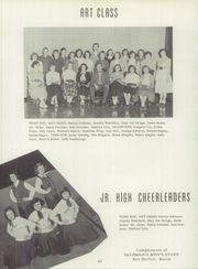Page 44, 1953 Edition, Mount Desert High School - Skipper Yearbook (Northeast Harbor, ME) online yearbook collection