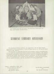 Page 46, 1953 Edition, Mount Desert High School - Skipper Yearbook (Northeast Harbor, ME) online yearbook collection