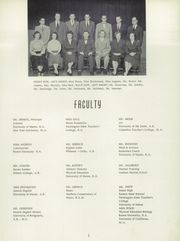 Page 7, 1953 Edition, Mount Desert High School - Skipper Yearbook (Northeast Harbor, ME) online yearbook collection