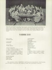 Page 8, 1953 Edition, Mount Desert High School - Skipper Yearbook (Northeast Harbor, ME) online yearbook collection