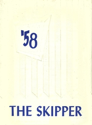1958 Edition, Mount Desert High School - Skipper Yearbook (Northeast Harbor, ME)
