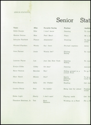 Page 11, 1949 Edition, Wiscasset High School - Warrior Yearbook (Wiscasset, ME) online yearbook collection