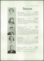 Page 6, 1949 Edition, Wiscasset High School - Warrior Yearbook (Wiscasset, ME) online yearbook collection