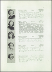 Page 7, 1949 Edition, Wiscasset High School - Warrior Yearbook (Wiscasset, ME) online yearbook collection