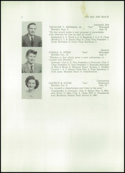 Page 8, 1949 Edition, Wiscasset High School - Warrior Yearbook (Wiscasset, ME) online yearbook collection