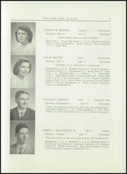 Page 11, 1952 Edition, Wiscasset High School - Warrior Yearbook (Wiscasset, ME) online yearbook collection