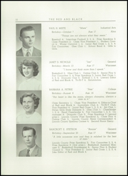 Page 12, 1952 Edition, Wiscasset High School - Warrior Yearbook (Wiscasset, ME) online yearbook collection