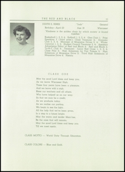Page 13, 1952 Edition, Wiscasset High School - Warrior Yearbook (Wiscasset, ME) online yearbook collection