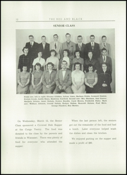 Page 14, 1952 Edition, Wiscasset High School - Warrior Yearbook (Wiscasset, ME) online yearbook collection