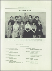 Page 5, 1952 Edition, Wiscasset High School - Warrior Yearbook (Wiscasset, ME) online yearbook collection