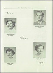 Page 7, 1952 Edition, Wiscasset High School - Warrior Yearbook (Wiscasset, ME) online yearbook collection
