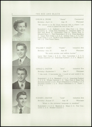 Page 8, 1952 Edition, Wiscasset High School - Warrior Yearbook (Wiscasset, ME) online yearbook collection