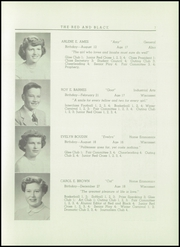 Page 9, 1952 Edition, Wiscasset High School - Warrior Yearbook (Wiscasset, ME) online yearbook collection