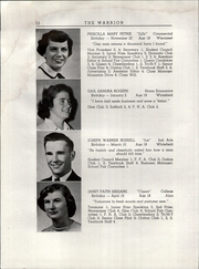 Page 14, 1955 Edition, Wiscasset High School - Warrior Yearbook (Wiscasset, ME) online yearbook collection