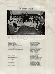 Page 5, 1955 Edition, Wiscasset High School - Warrior Yearbook (Wiscasset, ME) online yearbook collection