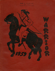 Page 1, 1959 Edition, Wiscasset High School - Warrior Yearbook (Wiscasset, ME) online yearbook collection