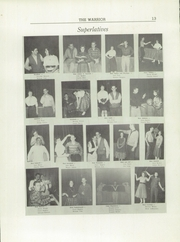 Page 15, 1959 Edition, Wiscasset High School - Warrior Yearbook (Wiscasset, ME) online yearbook collection