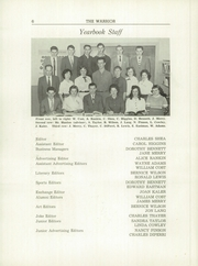 Page 8, 1959 Edition, Wiscasset High School - Warrior Yearbook (Wiscasset, ME) online yearbook collection