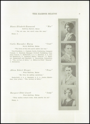 Page 11, 1930 Edition, Sumner High School - Spindrift Yearbook (East Sullivan, ME) online yearbook collection
