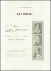 Page 9, 1930 Edition, Sumner High School - Spindrift Yearbook (East Sullivan, ME) online yearbook collection