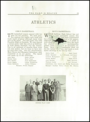 Page 17, 1938 Edition, Sumner High School - Spindrift Yearbook (East Sullivan, ME) online yearbook collection
