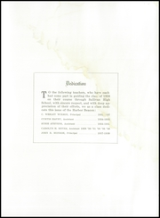 Page 5, 1938 Edition, Sumner High School - Spindrift Yearbook (East Sullivan, ME) online yearbook collection