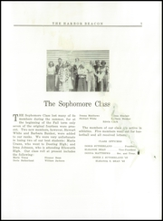 Page 9, 1938 Edition, Sumner High School - Spindrift Yearbook (East Sullivan, ME) online yearbook collection