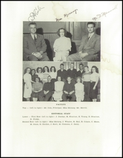 Page 9, 1950 Edition, Sumner High School - Spindrift Yearbook (East Sullivan, ME) online yearbook collection