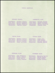 Page 11, 1952 Edition, Sumner High School - Spindrift Yearbook (East Sullivan, ME) online yearbook collection