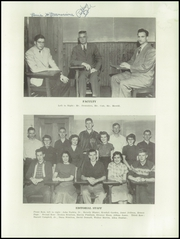Page 15, 1952 Edition, Sumner High School - Spindrift Yearbook (East Sullivan, ME) online yearbook collection