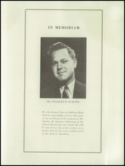 Page 7, 1952 Edition, Sumner High School - Spindrift Yearbook (East Sullivan, ME) online yearbook collection