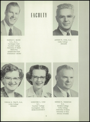 Page 12, 1954 Edition, Sumner High School - Spindrift Yearbook (East Sullivan, ME) online yearbook collection