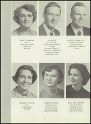 Page 13, 1954 Edition, Sumner High School - Spindrift Yearbook (East Sullivan, ME) online yearbook collection