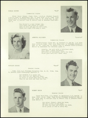 Page 15, 1948 Edition, Jay High School - Breezes Yearbook (Jay, ME) online yearbook collection