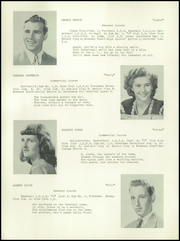 Page 16, 1948 Edition, Jay High School - Breezes Yearbook (Jay, ME) online yearbook collection