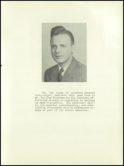 Page 7, 1948 Edition, Jay High School - Breezes Yearbook (Jay, ME) online yearbook collection