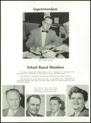Page 10, 1956 Edition, Jay High School - Breezes Yearbook (Jay, ME) online yearbook collection