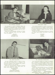 Page 11, 1956 Edition, Jay High School - Breezes Yearbook (Jay, ME) online yearbook collection
