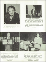 Page 13, 1956 Edition, Jay High School - Breezes Yearbook (Jay, ME) online yearbook collection
