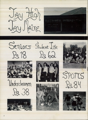 Page 6, 1979 Edition, Jay High School - Breezes Yearbook (Jay, ME) online yearbook collection