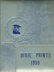 1956 Edition, Dixfield Regional High School - Dixie Blueprints Yearbook (Dixfield, ME)