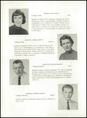 Page 10, 1959 Edition, Dixfield Regional High School - Dixie Blueprints Yearbook (Dixfield, ME) online yearbook collection