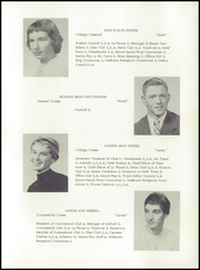 Page 11, 1959 Edition, Dixfield Regional High School - Dixie Blueprints Yearbook (Dixfield, ME) online yearbook collection