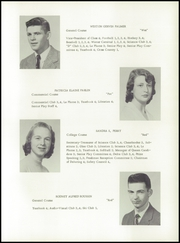 Page 13, 1959 Edition, Dixfield Regional High School - Dixie Blueprints Yearbook (Dixfield, ME) online yearbook collection
