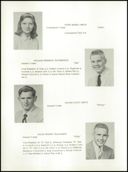 Page 14, 1959 Edition, Dixfield Regional High School - Dixie Blueprints Yearbook (Dixfield, ME) online yearbook collection