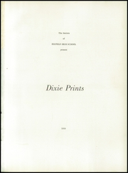 Page 5, 1959 Edition, Dixfield Regional High School - Dixie Blueprints Yearbook (Dixfield, ME) online yearbook collection